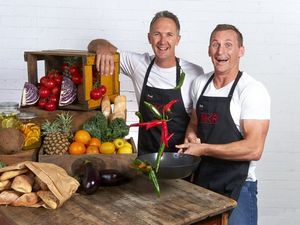 Paul and Blair ride the My Kitchen Rules wave