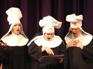 Theatre performance is a load of Nunsense