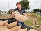 Start shovelling sandbags to ensure you're ready for floods