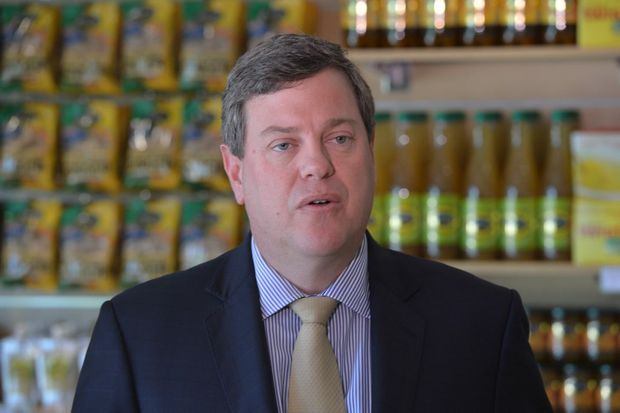 Queensland Treasurer Tim Nicholls has committed a $342 million stake to funding the bypass.