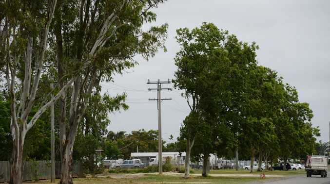 Power line restoration is underway along the Capricorn Coast.