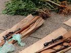 Alleged Rebels drug ring smashed by police in raids