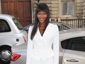 Naomi Campbell burst out laughing at Kardashian Vogue cover