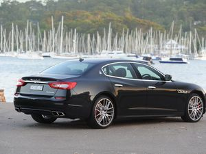 Maserati Quattroporte GTS road test: Pleasure by key turn