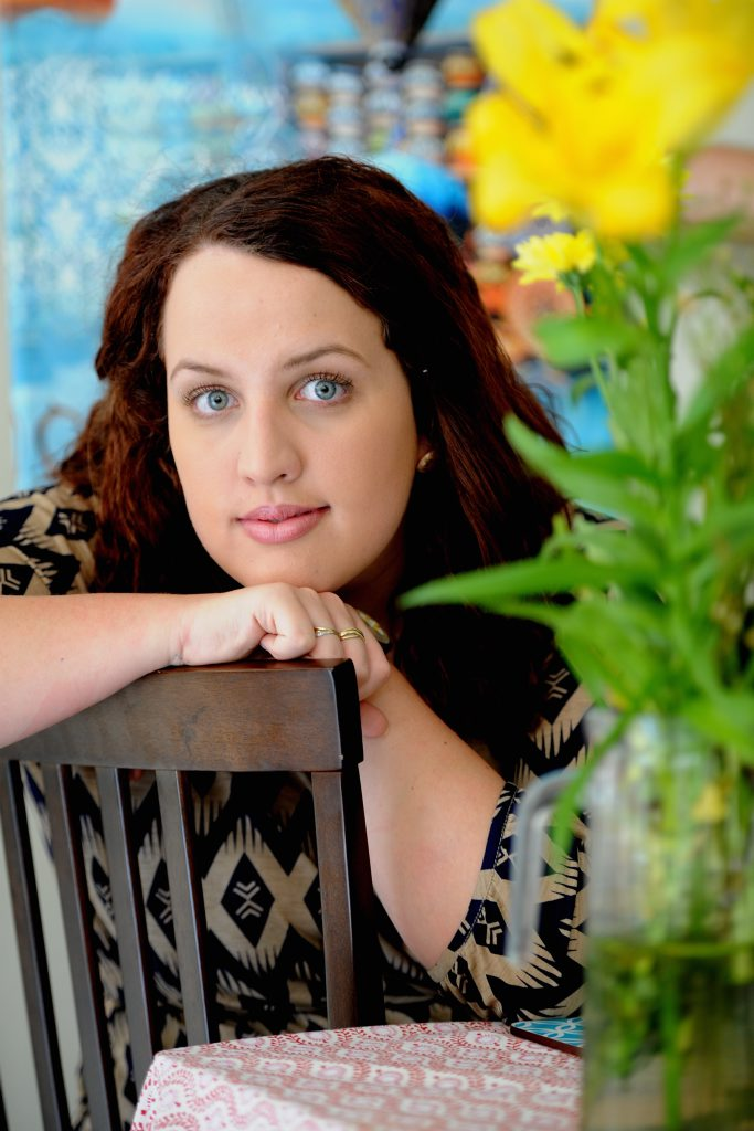Journalist Stephanie Kay says she had a taboo cancer - one no one wanted to talk about.