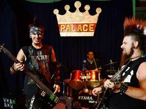 Mayhem at Murphy's as metal rocks scene