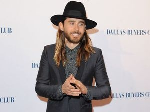 Jared Leto already put a ding in his Oscar