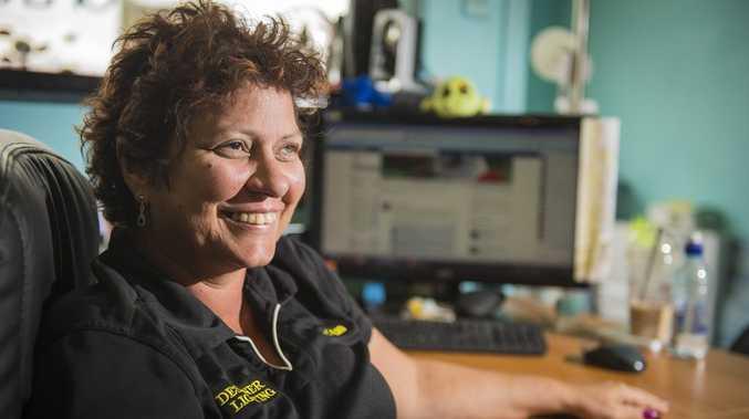 ONLINE GROUP: Terri-Ann Carter has started an online cancer support group.