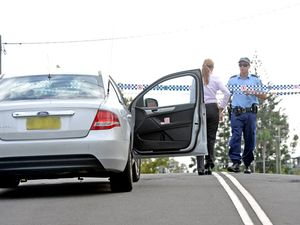 Big game hunting rifle used in Banora Point drive-by
