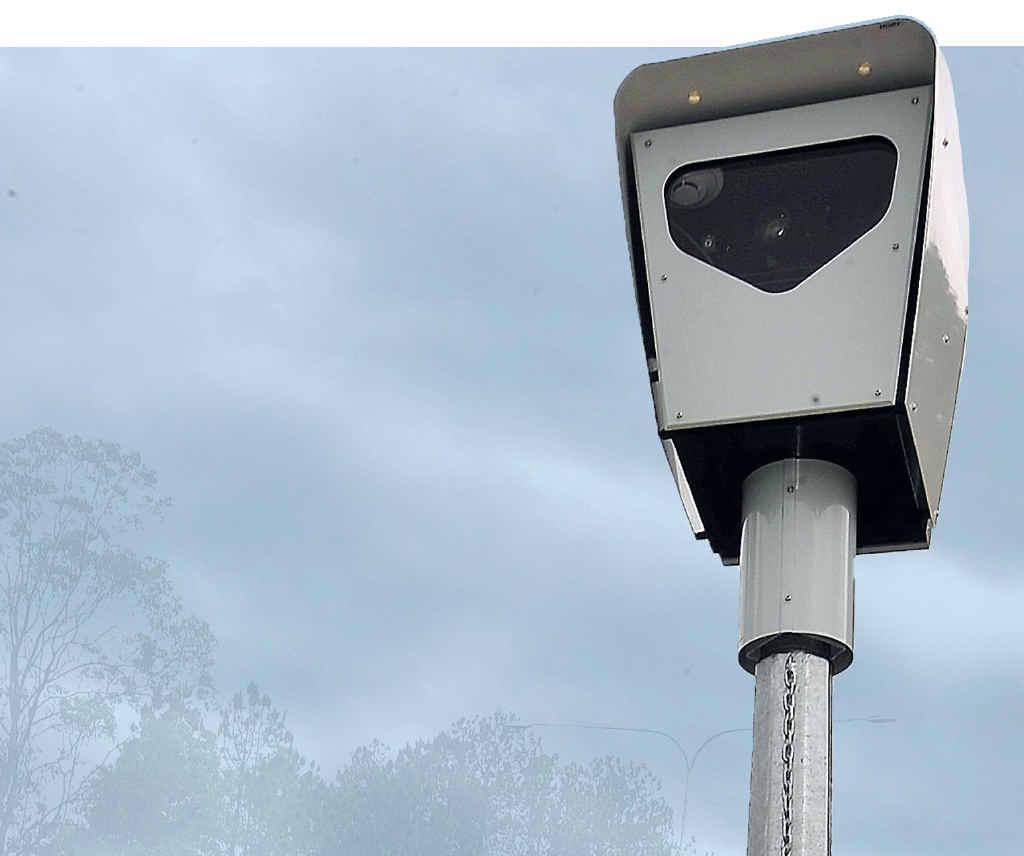 SPEED KILLS: The Ewingsdale speed camera was the third highest revenue raiser in NSW last year.