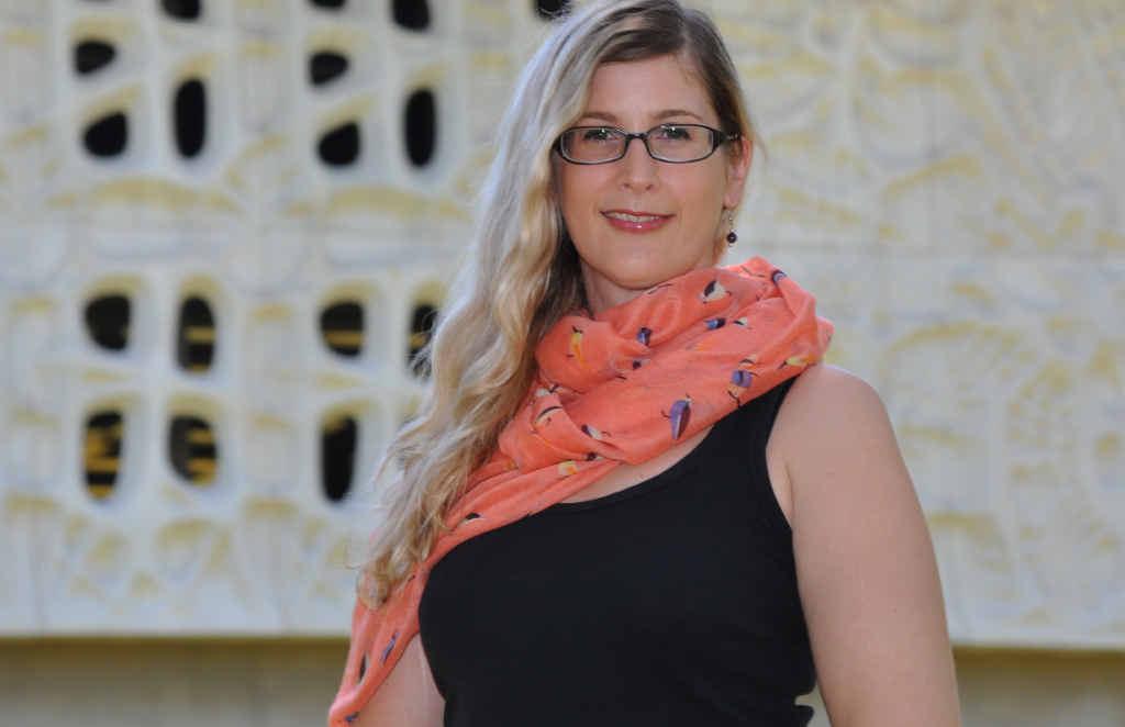 BRIGHT FUTURE: CQUniversity academic Louise Byrne educates the next generation of mental health nurses.
