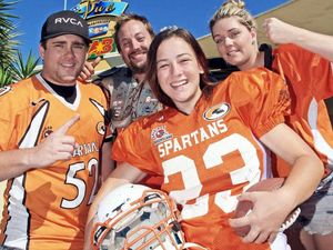Super Bowl fever invades the Sunshine Coast