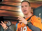 Peyton Manning could be the Bronco's best punt