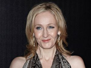 J.K Rowling writes new biography of Harry Potter character