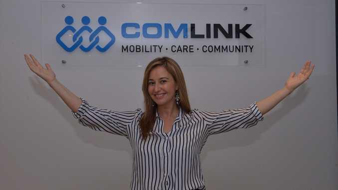 ComLink CEO Feda Adra.