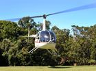 Helicopter traffic anger takes off at Caloundra