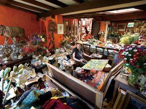 Sneak peek inside Margaret Olley Centre's treasures