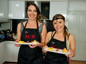 Well-travelled mates barely squeak by on My Kitchen Rules