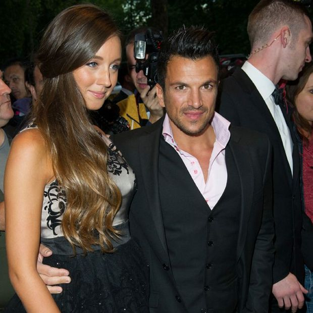 Peter Andre and Emily Macdonagh are the proud parents of baby Amelia.