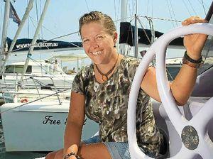 Lisa's epic bid to solo-sail and non-stop around Antarctica