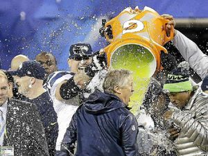 Seahawks seal Super Bowl win