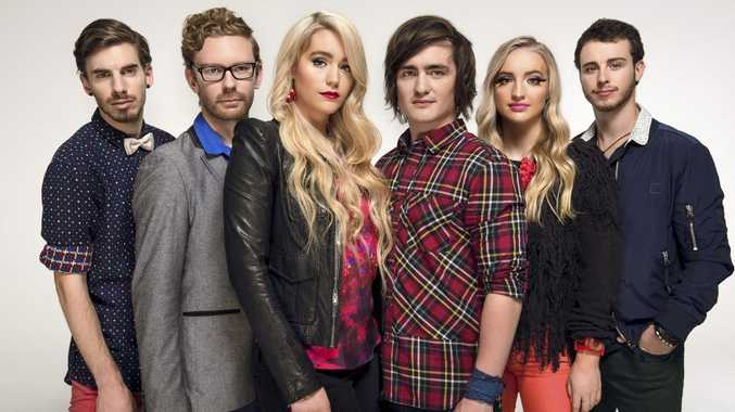 The six-piece band Sheppard is made up of siblings George, Amy and Emma Sheppard and joined by friends Jay Bovino, Michael Butler, and Dean Gordon.