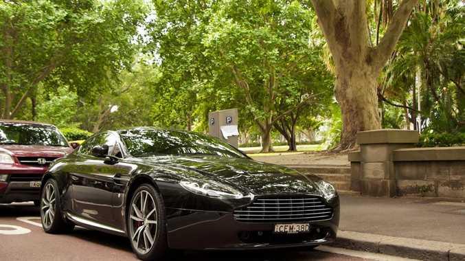 Aston Martin V Vantage Has Symphonic Soundtrack Mackay Daily - 2006 aston martin vantage
