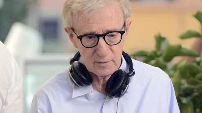 Woody Allen feels sad for his adopted daughter Dylan.