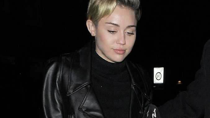 Miley Cyrus has quit smoking.