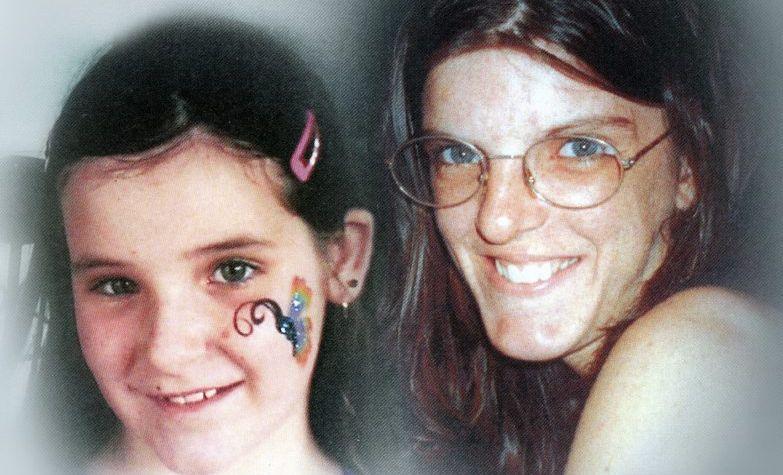 Murder victims Melanie and Ebonie Perks.