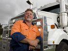 Dashcam captures hero truckie's Warrego Hwy near miss