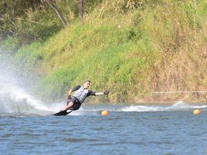 17-year-old Rockhampton waterskier was left speechless