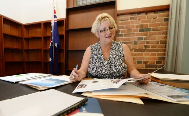 Member for Capricornia Michelle Landry has defended drought affected farmers who have been criticised on social media