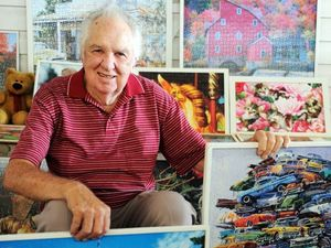 Hervey Bay retiree loves piecing it all together