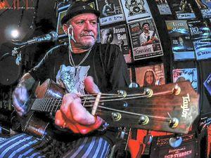 Blues icon Pop returns for encore show