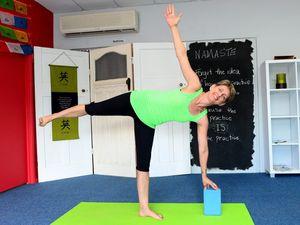 Teacher trades classroom for yoga mat in new venture