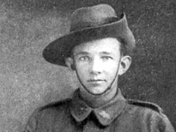 Robert Hampton Brand Munsie, killed France, 1918
