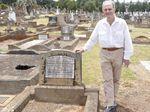 Cemetery helps honour region's war heroes