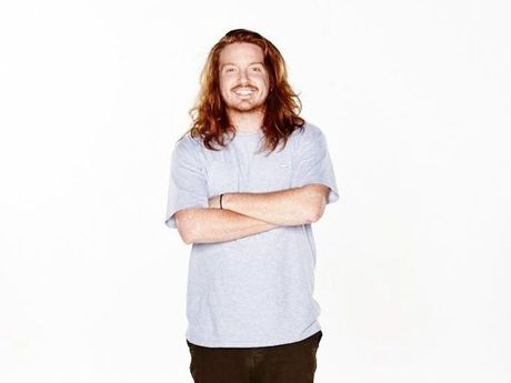 RADIO STAR: Former Emerald man and Big Brother contestant Michael Beveridge is making airwaves as co-host of the national Weekend Breakfast show.