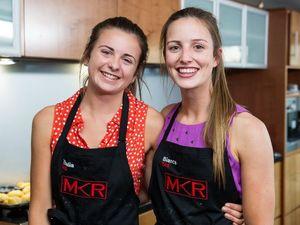 Tassie girls' triumph tops the My Kitchen Rules leader board