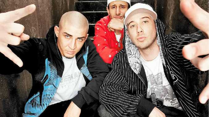 Hip-hop group Bliss N Eso's plans for a Mackay concert on Anzac Day have sparked a heated debate.
