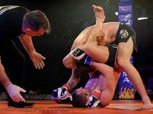 Fans lap up Mackay fight night