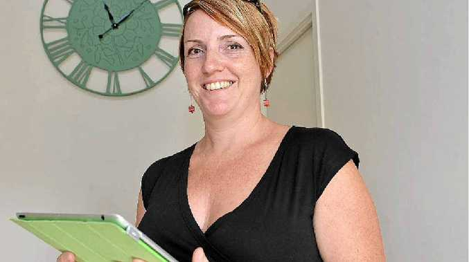 WAY FORWARD: Angie Hammond supports the Nambour Alliance and its plans to revitalise the town.