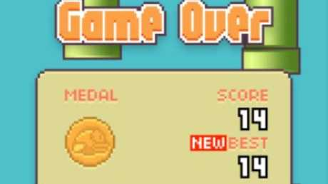 The creator of Flappy Bird has stopped making the game available to download.