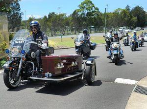 'Bakes' bikes it in true style