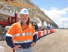 Wiggins Island Coal Export Terminal site visit, Gladstone. Photo Mara Pattison-Sowden / The Observer