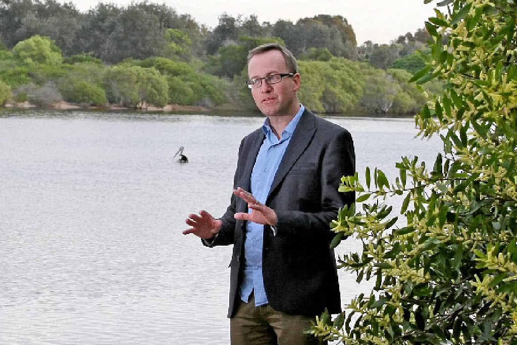 Greens senator David Shoebridge.