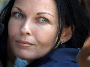 Schapelle Corby in hospital with broken bones