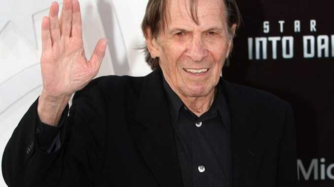 Leonard Nimoy has lung-disease from smoking despite quitting 30 years ago.