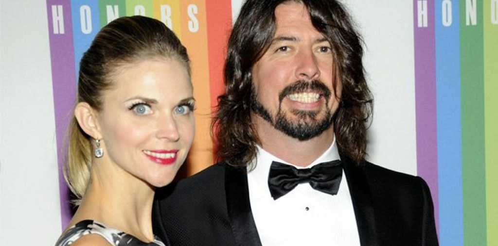 Jordyn Blum and Dave Grohl.
